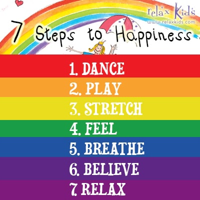 FB 7 Steps to happiness